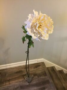 Decorative Flower & Stand