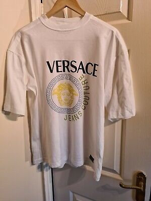 Versace jeans couture t shirt Size M