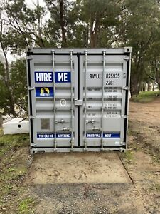 Shipping container 20ft 1trip