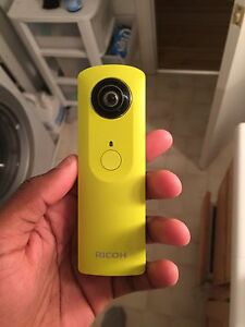 Ricoh Theta Video Camera