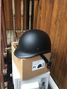 Polo Classic Motorcycle Helmet Size XS BRAND NEW