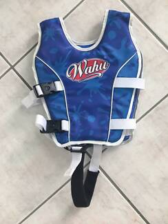 Wahu Swim Swimming Aid Vest Size 15 - 25 kg Water Safety As NEW