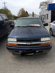 2003 Chevy S10   Selling as is....