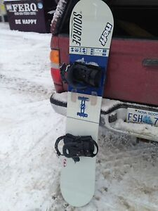 156cm SIMS snowboard make offer
