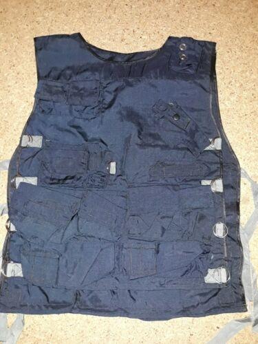 Soviet Russian MVD Tactical Vest BVD 2 OMOH Navy Blue