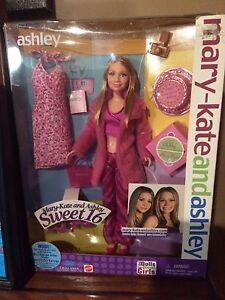 Mary Kate and Ashley doll $25