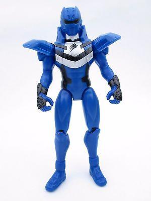 Power Rangers Jungle Fury BLUE JAGUAR STRIKE RIDER Ranger Bandai Action Figure](Power Rangers Jungle Fury Blue Ranger)