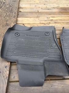 Floor mats Ford F-150 (15-18)years