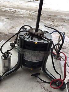 1/2 hp furnace motor