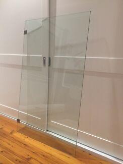 Frameless glass shower screen Leichhardt Leichhardt Area Preview