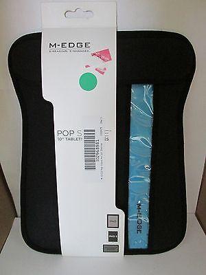 M-EDGE POP SLEEVE FOR 10 INCH TABLETS -IPAD/IPAD2/MOTOROLA XOOM-BLACK- *NEW* segunda mano  Embacar hacia Mexico