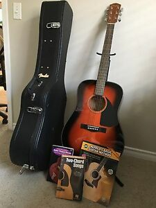 CD-60 Fender Acoustic