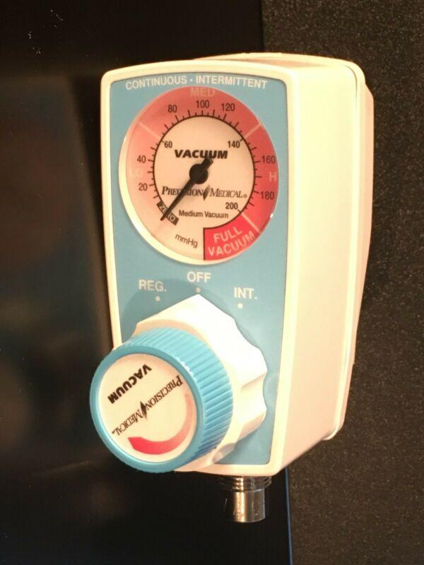 Precision Medical Vacuum PM3300 Continuous and Intermittent Vacuum Regulator