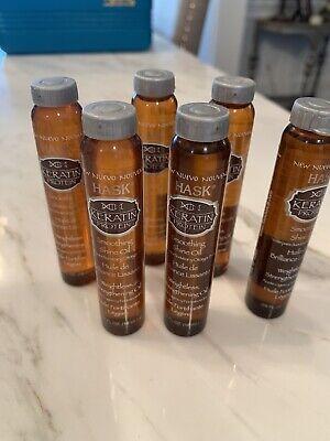 Hask Keratin Protein Smoothing Shine Oil  5/8 oz