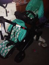 Bertini envy. Double/twin pram PRICED TO SELL Wyndham Vale Wyndham Area Preview
