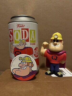 Funko Pop Soda Ad Icons Quake Common