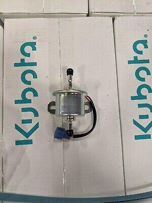 Genuine Oem Kubota Electric Fuel Pump 1g639-52032 For Kubota Tractors Engines