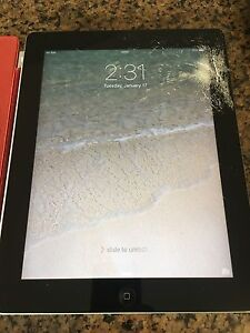 iPad 2 32gb with wifi and 3g