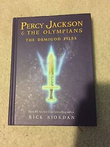 Percy Jackson and the OlympiansThe Demigod Files