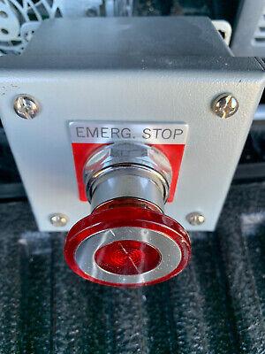 Emergency E-stop Push Button W Enclosure