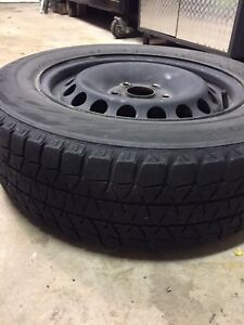 5x112 Bridgestone Winter Tires