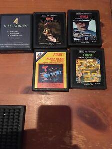 Sears tele-Games for Atari 2600 make an offer!!