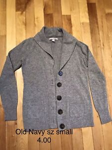 Sz small old navy sweater