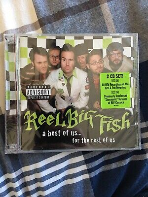 Reel Big Fish - The Best Of Us For The Rest Of Us [New CD] Bonus