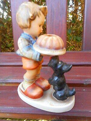 Begging His Share Hummel Goebel Figurine #9