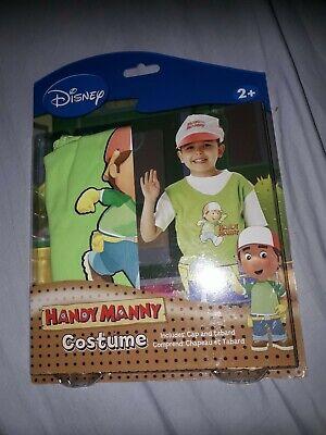 Disney - Official Handy Manny Set Costume Fancy Dress for Boys Kids
