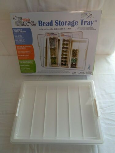 Organizer, Bead Storage Tray, Medium Bead Storage Container