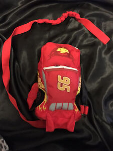 Lightning McQueen Backpack with Safety Harness Pakenham Cardinia Area Preview