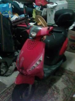50cc scoote