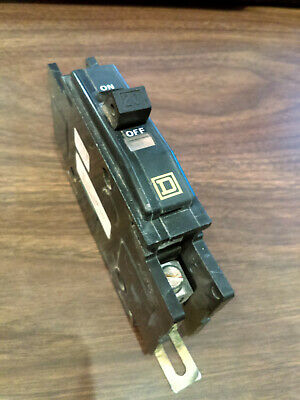 Square D Circuit Breaker 20 Amp - Series 3 Qou120 Hm37