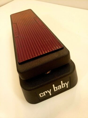 GAGAN MODDED crybaby gcb95-handwound stack of dimes inductor!
