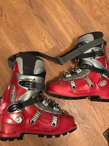 Scarpa touring boots
