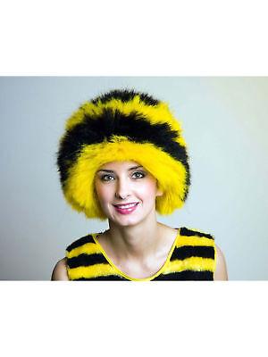 Perücke Biene f Erwachsene Karneval - Karneval Erwachsenen Perücke