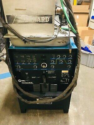 Miller Syncrowave 250dx Tig Welder 240v