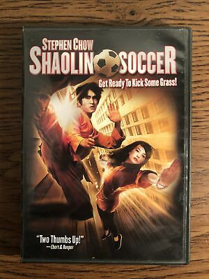 Shaolin Soccer (DVD, 2004) Stephen Chow Kung Fu OOP