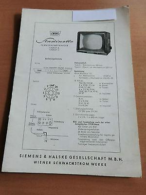 Reparatur-Anleitung Stadinette WSW Siemens Halske Wiener Schwachstrom Werke