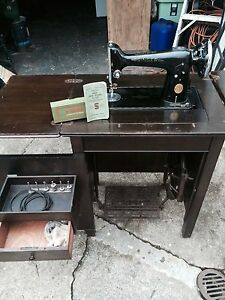 Singer Sewing Machine 201K Fairfield West Fairfield Area Preview