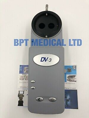 Topcon Dv-3 Digital Video Cameras For Slit Lamp Uk Great Condition.