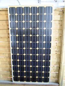 gut gebrauchte Solarmodule von Sun-Earth 180 Watt / Mono