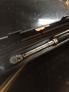"""3/8"""" drive torque wrench"""