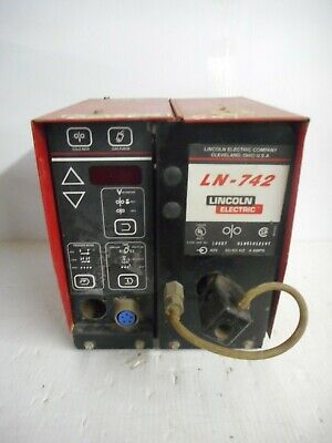 Lincoln Electric Model Ln-742 Wire Feeder
