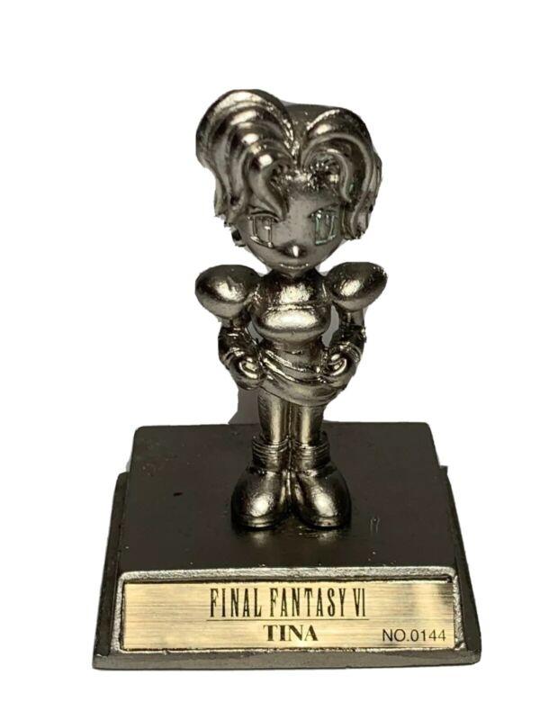 Final Fantasy VI Chrome Figure FF 6 TINA No.0144