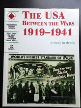 Modern History ATAR textbook: USA Between The Wars******1941 Stirling Stirling Area Preview