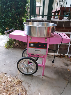 Used Fairy Floss Machine