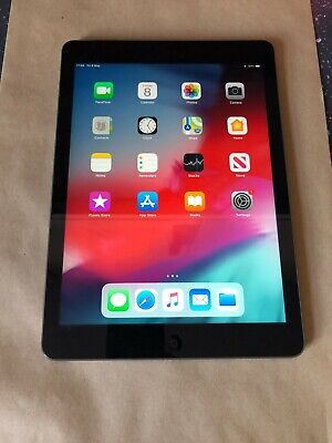 Apple iPad Air 16GB Wi-Fi +Cellular(Unlocked) 9.7in -Space Grey