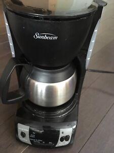 Sunbeam 5-cup coffeemaker